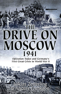 The Drive on Moscow, 1941 Cover