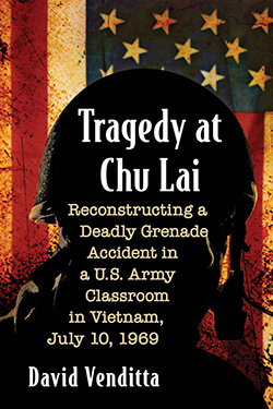 Tragedy at Chu Lai Cover