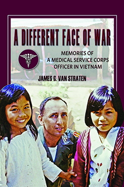 A Different Face of War Cover