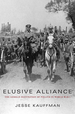 Elusive Alliance Cover