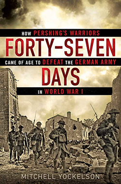 Forty-Seven Days Cover