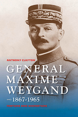 General Maxime Weygand Cover