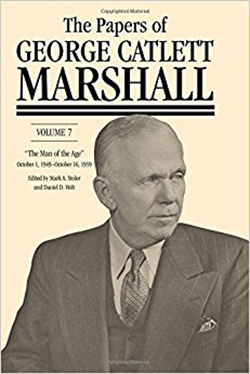 The Papers of George Catlett Marshall Cover