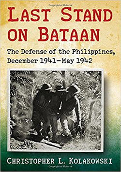 Last Stand on Bataan Cover