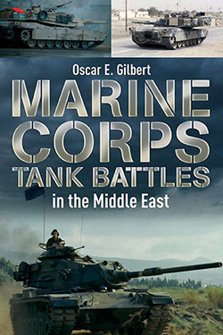 Marine Corps Tank Battles in the Middle East Cover