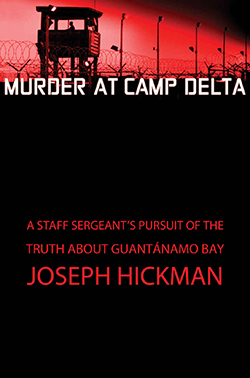 Murder at Camp Delta Cover