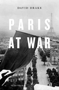 Paris at War Cover