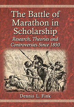 The Battle of Marathon in Scholarship Cover