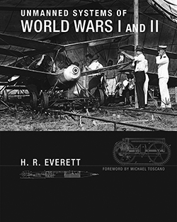Unmanned Systems of World Wars I and II Cover