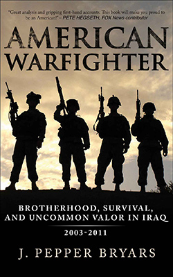 America Warfighter Cover