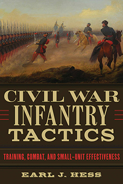 Civil War Infantry Tactics Cover