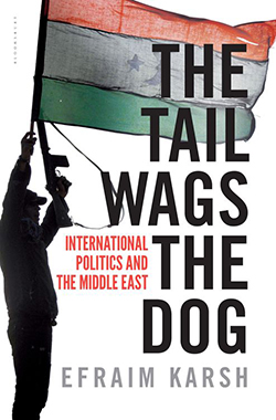 The Tail Wags the Dog Cover