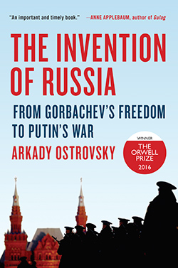 The Invention of Russia Cover