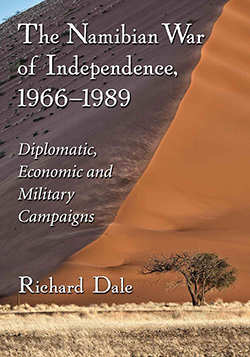 The Namibian War of Independence, 1966-1989 Cover
