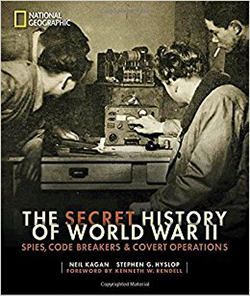 The Secret History of World War II Cover