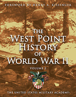 The West Point History of World War II, Volume II Cover