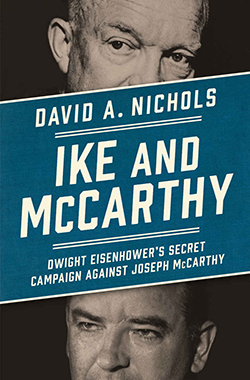 Ike and McCarthy Cover