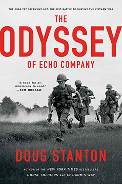 The Odyssey of Echo Company Cover