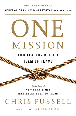One Mission Cover