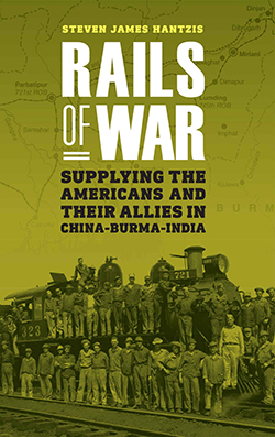 Rails of War Cover