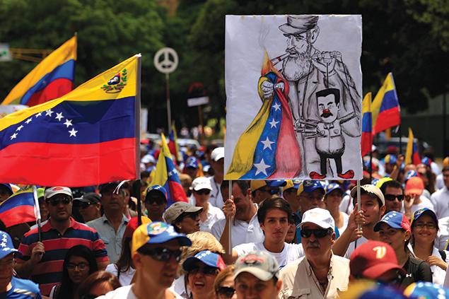 Matrimonio In Venezuela : The venezuelan crisis march april 2017 english edition