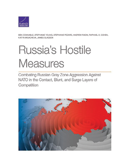 Russia Hostile Cover