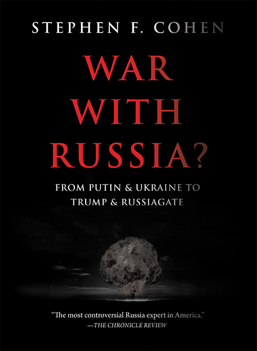 War with Russia? cover