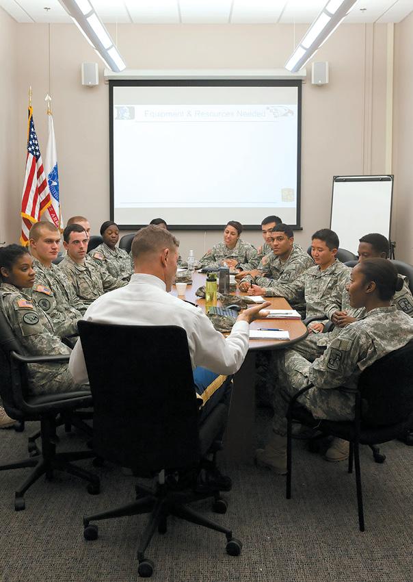 renovacao da lideranca nos centros de preparacao de oficiais da reserva   futuro da forca