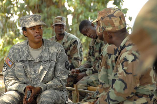 importance of respect in the military essay