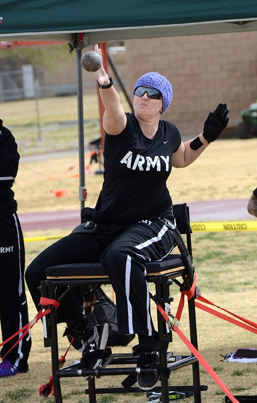 Wounded Warriors Compete In the Army Trials