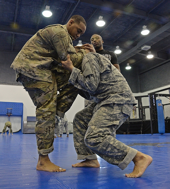 Combative Instruction
