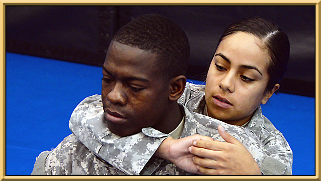 Combatives Plays Important Role at Fort Hood