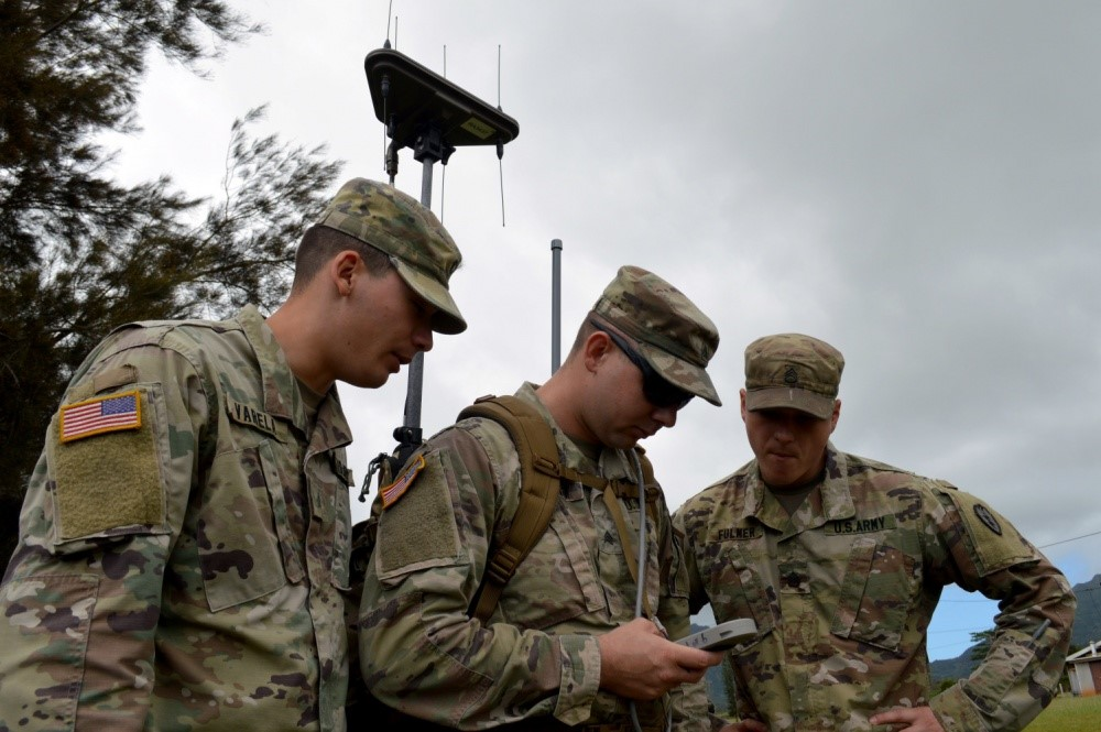 Increase awareness of electronic warfare capabilities