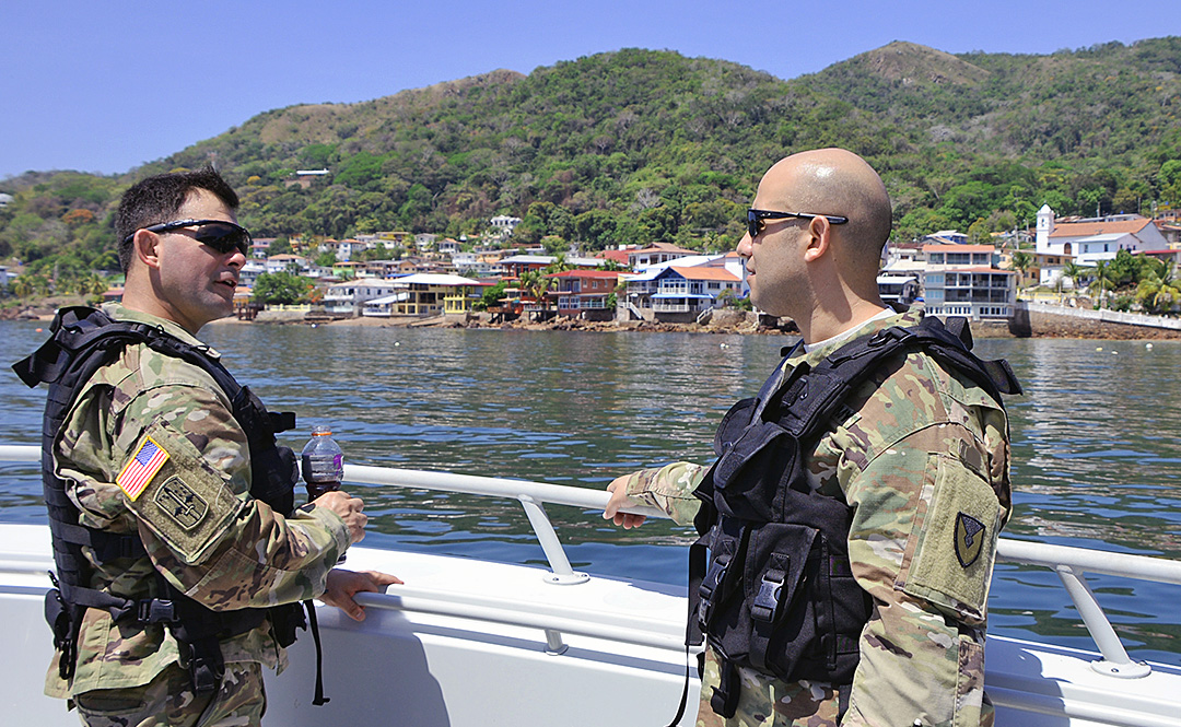 Team in Panama gives NCOs direct impact on foreign strategy, America's safety