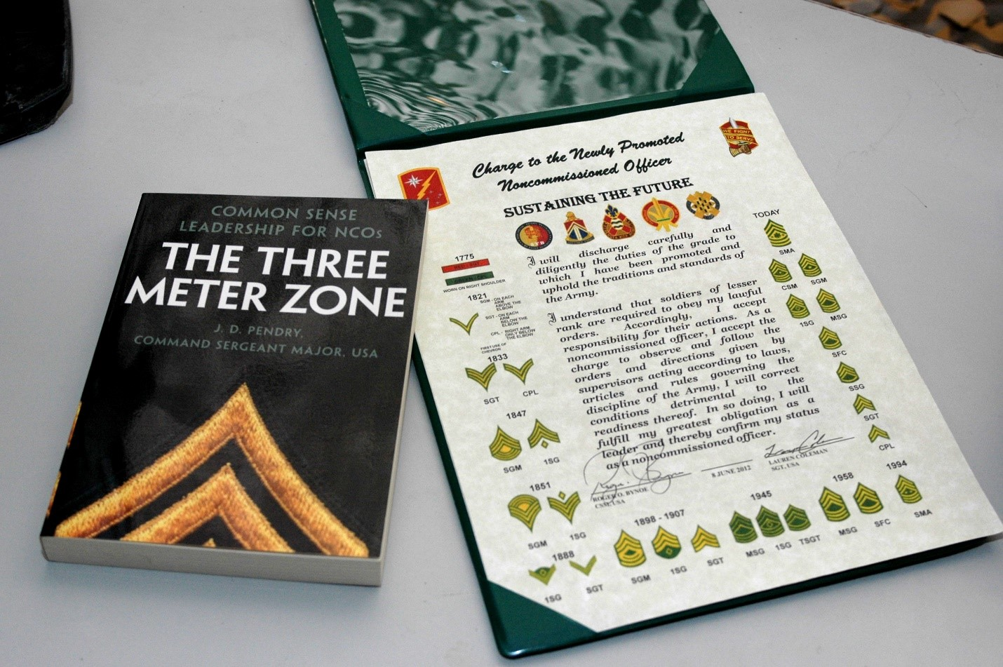 Book Review: The Three Meter Zone