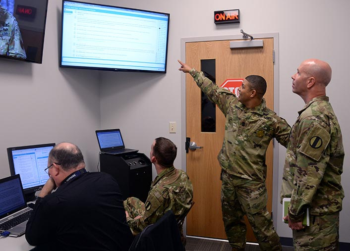 Possible new Expert Action Badge draws interest during TRADOC town hall