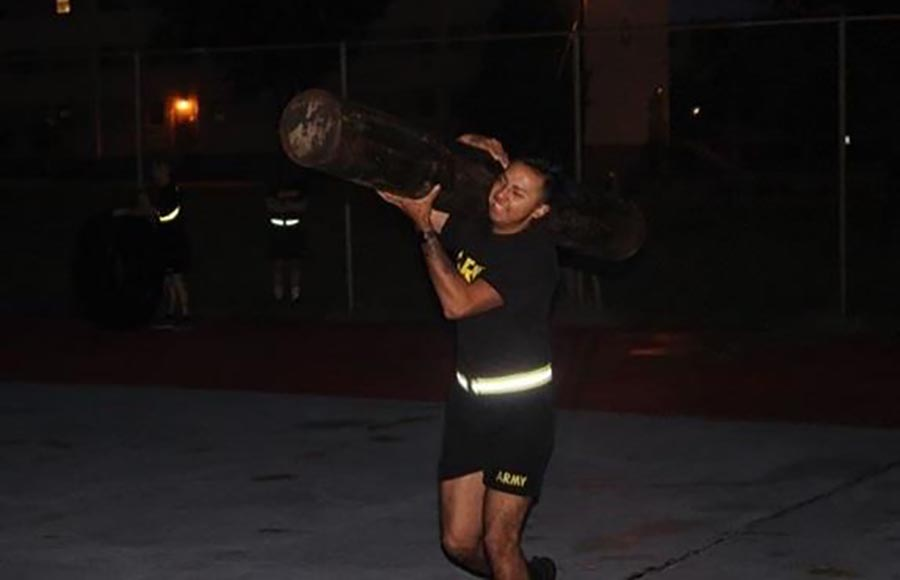 Training and Testing Physical Combat Readiness