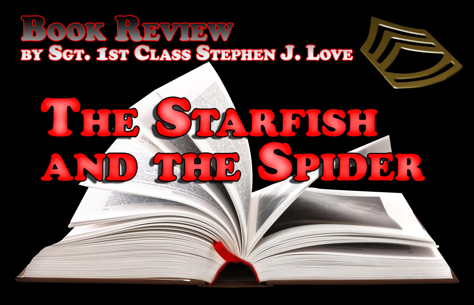 Book review: What I Learned from the Starfish and the Spider