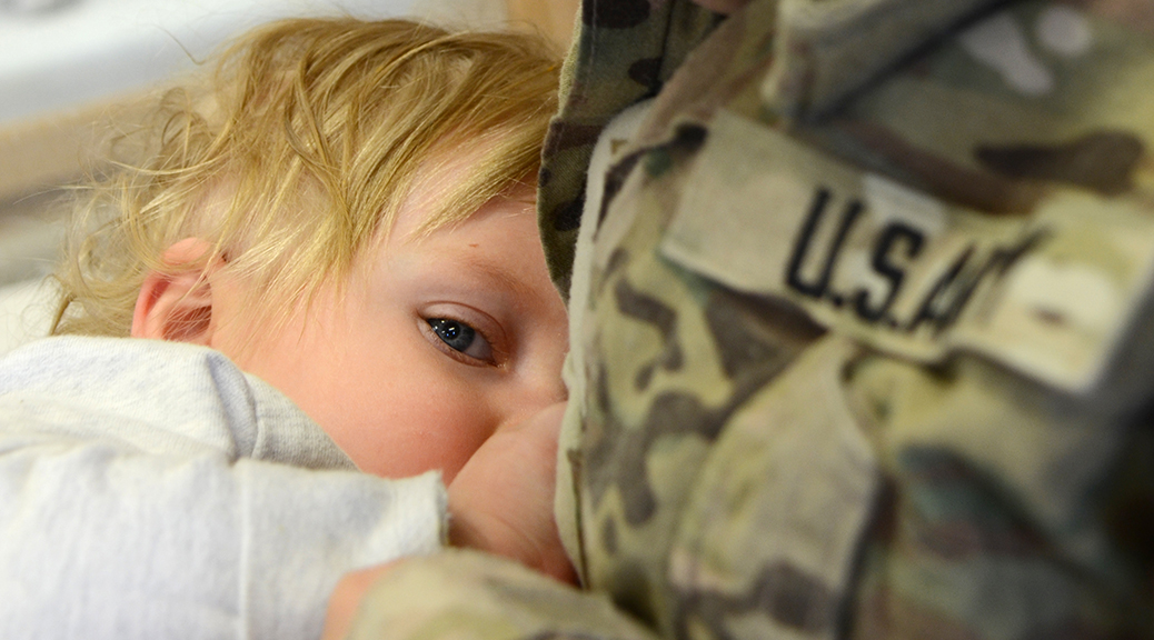Breastfeeding Policy Created By Fort Bliss NCO Serves as Model for Other Installations
